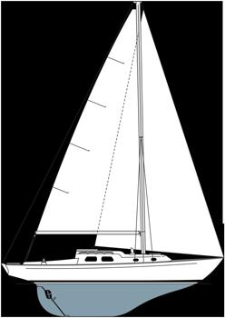 Alberg Sailboats