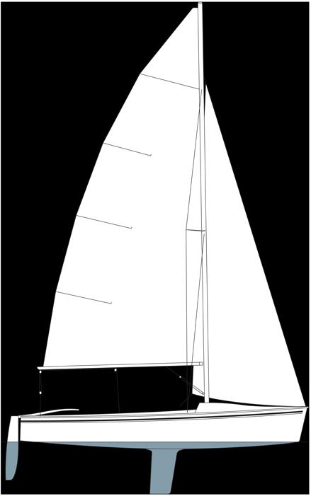 Capri 16.5 Keel