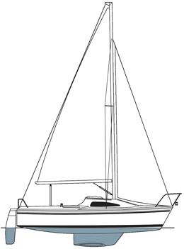 Catalina 18 MKII