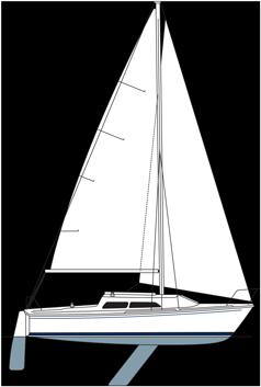 Catalina 22 MKII