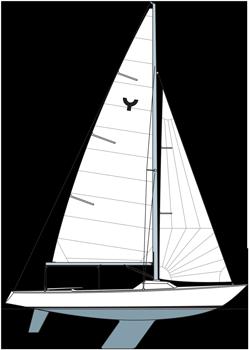 Yngling: DeWolf Boats