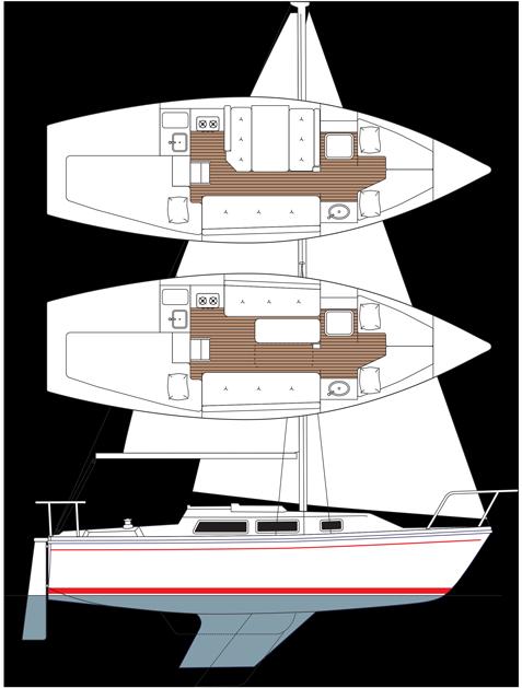 Catalina 25 V2