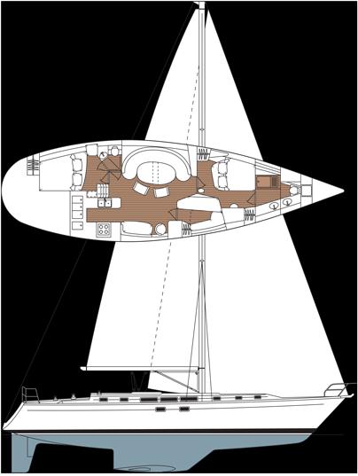 Catalina Morgan 50